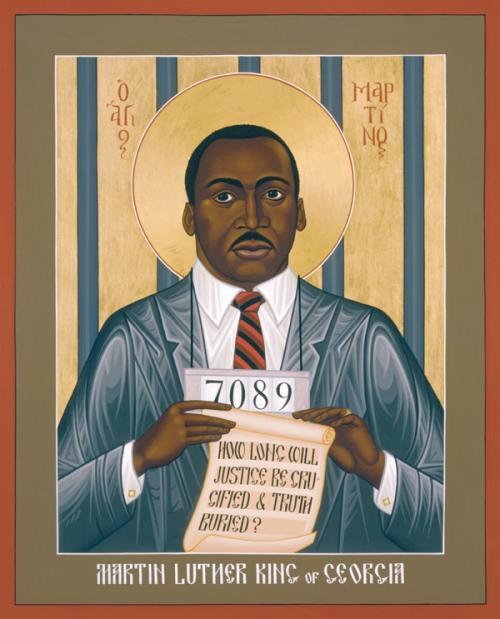 MLK icon