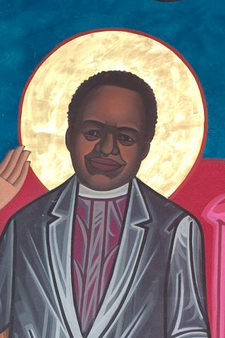Janani Luwum, Archbishop of Uganda, and Martyr