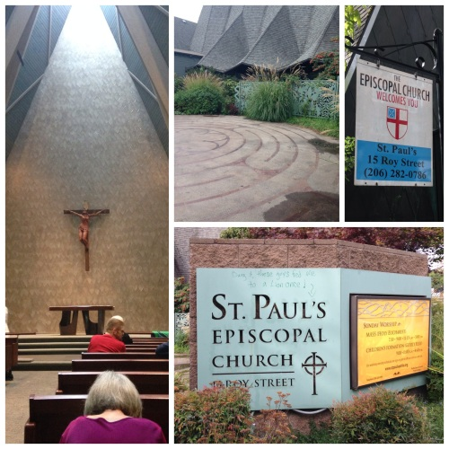 st paul's seattle