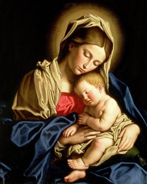madonna-and-child-il-sassoferrato